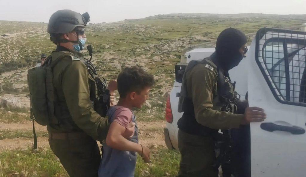Europe Ecologie les Verts (EELV) annonce soutenir la campagne pour la libération des enfants palestiniens