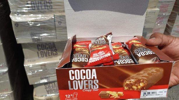 Rentrée scolaire en Palestine : Israël vole 23 tonnes de tablettes de chocolat aux enfants de Gaza