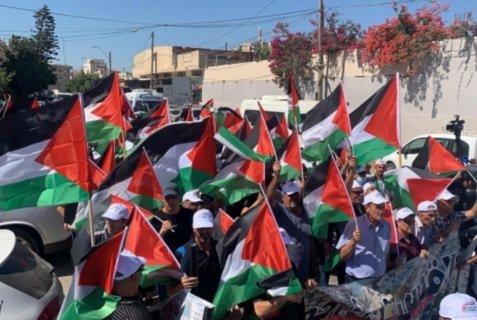 Soutien aux Palestiniens : Rassemblement ce samedi à Paris !