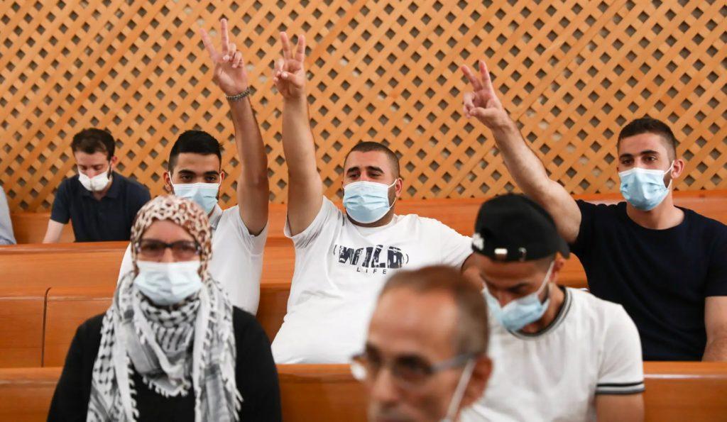 Jérusalem : recul (provisoire ?) de l'occupant  à Sheikh Jarrah