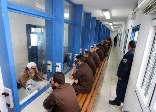 Nouvelle des prisonniers palestiniens
