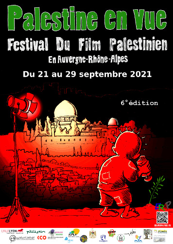 Agenda : Prochains RV avec la Palestine