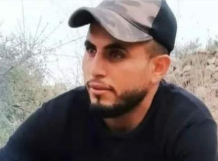 Mohamed Khabissa, 28 ans, tué par l'armée israélienne lors d'une manifestation contre la colonisation