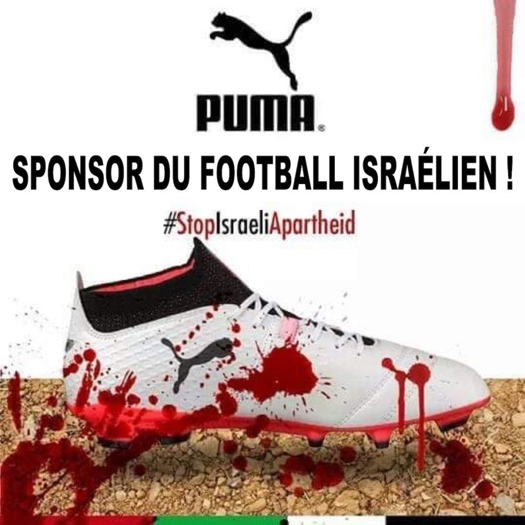 Boycott international de PUMA ! (vidéos)