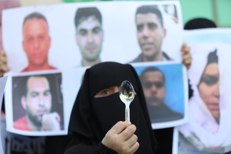 La population palestinienne se révolte contre le sort des prisonniers (Vidéo)