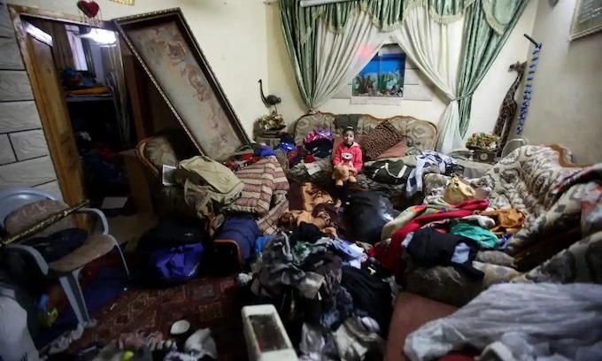 Santé mentale des enfants palestiniens en danger : Stop aux raids israéliens à leur domicile !