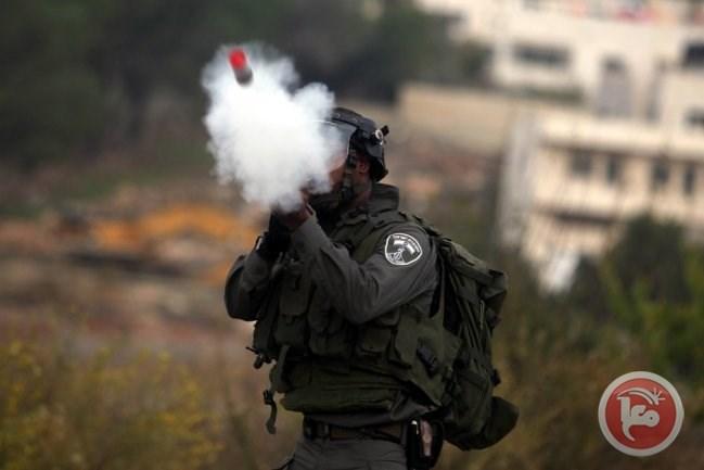 Ils aspergent les écoliers palestiniens de gaz lacrymo (Vidéos)