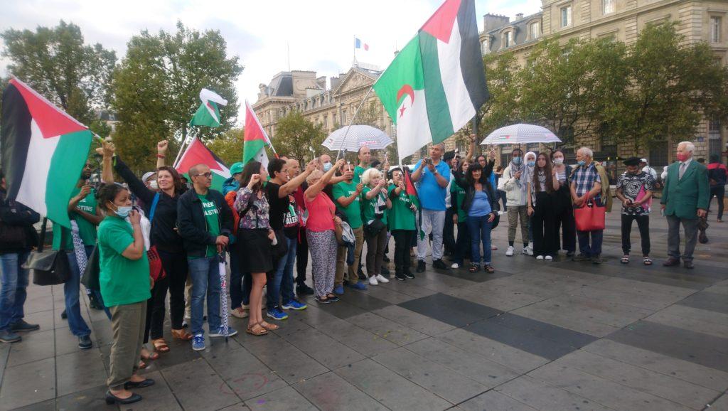 Notre soutien aux prisonniers palestiniens (vidéo)