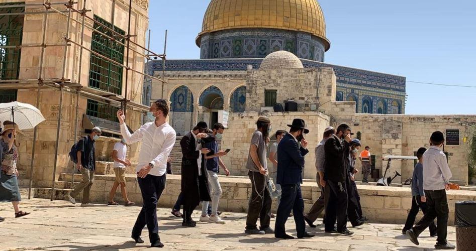 Les Juifs autorisés à prier à la Mosquée Al-Aqsa ?