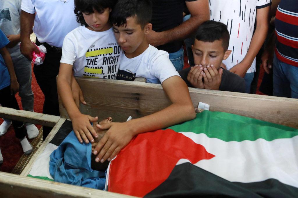 Palestine : bilan des crimes israéliens du 30 septembre au 6 octobre