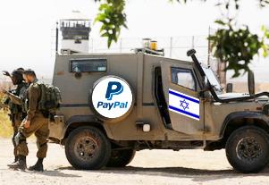 PayPal empêche les Palestiniens d'utiliser sa plateforme