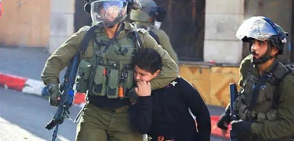 Collecte pour les enfants palestiniens détenus